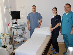 Sarıyer Devlet Hastanesi'nden önemli hizmet