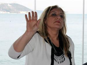 Dernek yöneticisi CHP'lileri eleştirdi