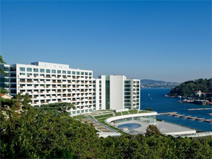 The Grand Tarabya Oteli açıldı