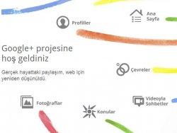 Google Plusa nasıl üye olunur