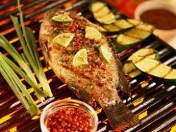 Evde pişirilen balık kokusu nasıl gider?