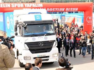 Türkiye spora doyacak