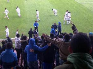 Sarıyer, Güngöreni 2 golle geçti