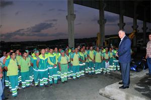 Sarıyer Manşet yazdı belediyede sorun çözüldü