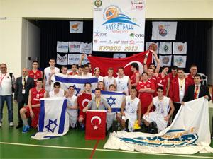 Evyap Koleji basketbolda Dünya Şampiyonu
