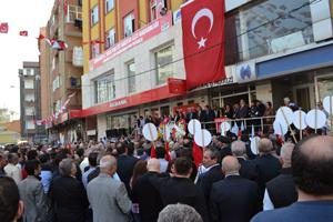 CHP 2014ün startını Ayazağadan verdi