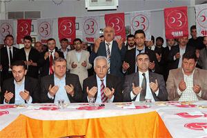 MHP Ayazağa'da koordinasyon merkezi açtı