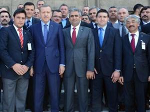 AK Parti teşkilatından Ankara ziyareti