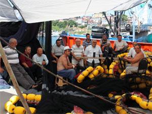 Yalan haber Sarıyerli balıkçıları kızdırdı