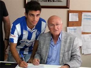 Sarıyer, Mustafa Oruçlu ile anlaştı
