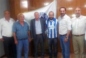 Murat Hacıoğlu Sarıyerde