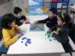 Fatih Kolejinden üstün zekalı çocuklara özel sınıf