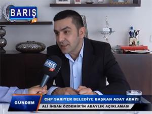 CHP'li Özdemir'den önemli açıklamalar