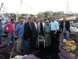 Balık sezonu açıldı VİRA BİSMİLLAH