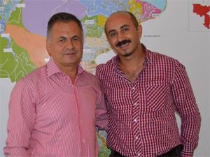 CHP Sarıyere türkücü aday