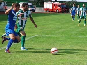 Sarıyer 1 - 1 Giresunspor
