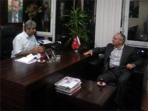 Sedat Özsoy resmen AK Partili oldu
