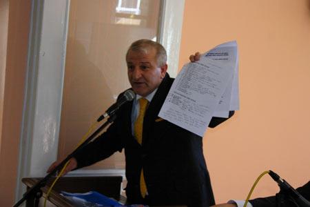 Cemil Özbaltadan ek bütçe tepkisi