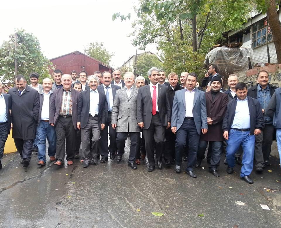 AK Parti hafta sonu temayül yapacak!