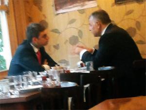 Gizli görüşme CHP'de infial yarattı
