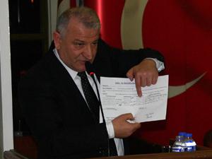 Cemil Özbalta ilçe başkanlığına aday mı?