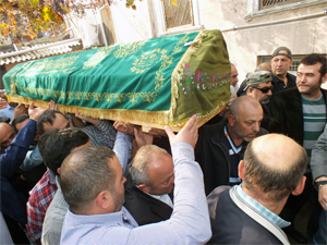 Ahmet Çınarın acı günü!