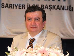 Mustafa Tosun meclis için ilk adımı attı