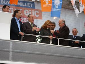 Eski MHP İlçe Başkanı AK Partiye geçti
