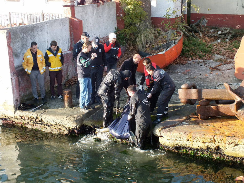 Aranan engelli vatandaşın cesedi denizden çıktı