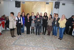 Kadınlardan CHPli İstanbulluya destek