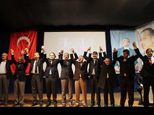 Sedat Özsoy: Büyük projelerle geliyoruz