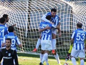 Sarıyer Çankırıyı 2 golle geçti