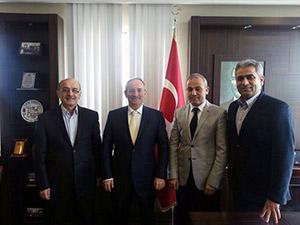 FLAŞ! Erol Akkuş ve Osman Güloğlu AK Partiye katıldı