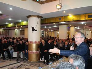 Sedat Özsoy müjdeyi verdi: Ayazağaya metro geliyor