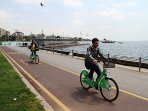 Bisiklet severlere İBBden MÜJDE!