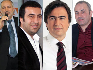 AK Partiden güçlü liste!