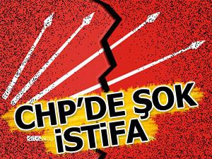 FLAŞ! CHP SARIYERDE ŞOK İSTİFA!