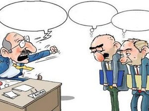 CHPnin Sarıyer skandalını böyle çizdiler!