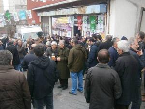 HDP, Sarıyer'de iki seçim bürosu açtı