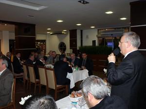 AK Parti'de meclis üyesi aday adayları tek yürek oldu