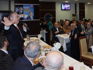 Merkez sağ, Sedat Özsoy'un etrafında toplandı