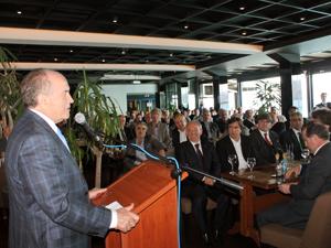 Karadenizlilerden Topbaş ve Özsoy'a destek