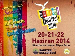 Sarıyer Festivali başlıyor