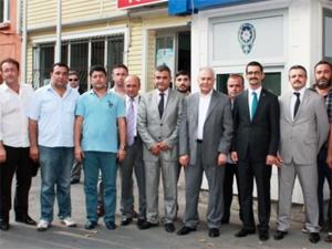 Başesgioğlu'dan MHP'ye hayırlı olsun ziyareti