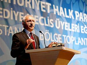 Kılıçdaroğlu meclis üyelerini uyardı