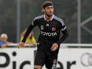 Beşiktaş'ın savunma oyuncusu Sarıyer'de