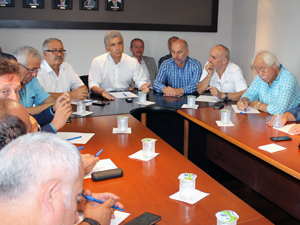 İASKF Başkanı Ali Düşmez çalışmalarını anlattı
