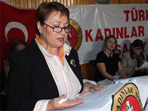 Hülya Demir TKB Sarıyer Başkanı seçildi