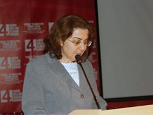 AK Parti'de yeni başkan Goncagül Güleş oldu