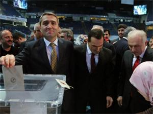 AK Parti İstanbul'un yeni yönetimi
